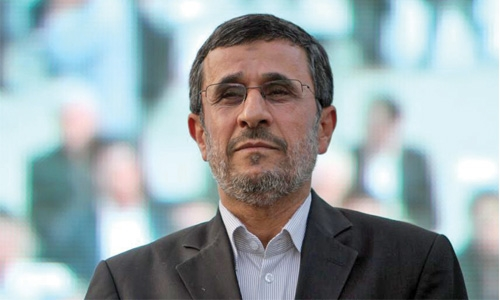 Ahmadinejad calls for early, free polls