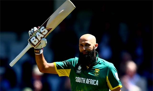 South Africa batsman Amla retires from international cricket