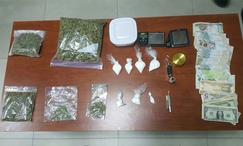 Foreigners in possession of narcotics arrested