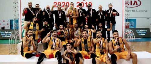 Ahli crowned champions!