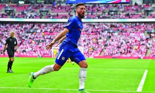 Chelsea book final against Man United