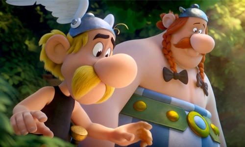 Asterix: The Secret of the Magic Potion - CGI centurions bring beloved character into 21st century