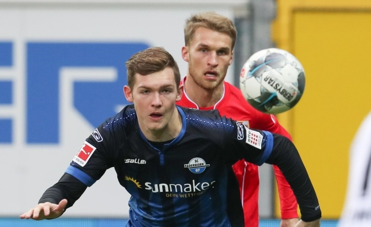 First Bundesliga player tests positive