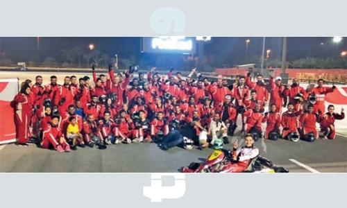 BAS Motorsport Team set six-hour endurance karting challenge at BIKC