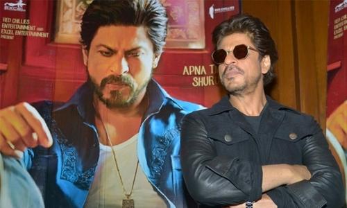 Pakistanis condemn ban on Bollywood blockbuster 'Raees'