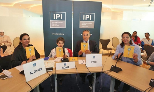 9-yr-old author becomes the youngest guest at IPI