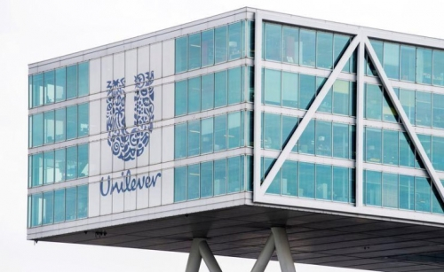 Unilever sales fall less than expected as U.S. outperforms