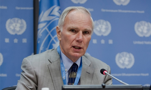 World faces 'climate apartheid': UN expert