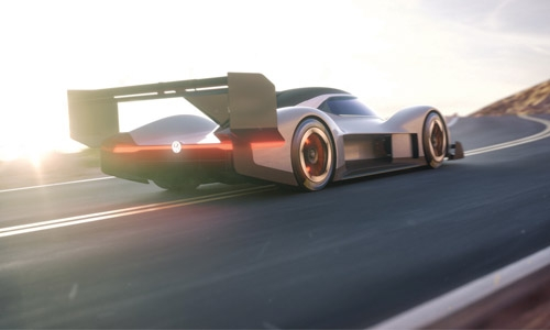 VW shows off I.D. R Pikes Peak