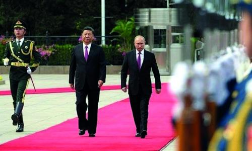 China, Russia warn US it is 'playing' with fire