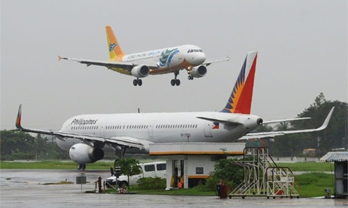 Philippines' Cebu Pacific places $4.8 bn Airbus order