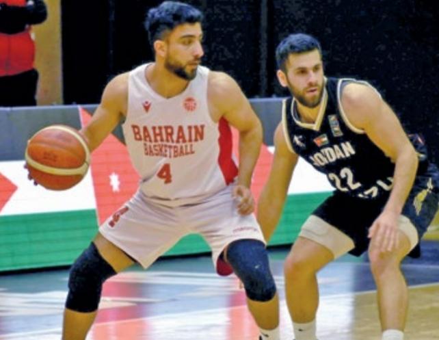 Bahrain lose to Jordan