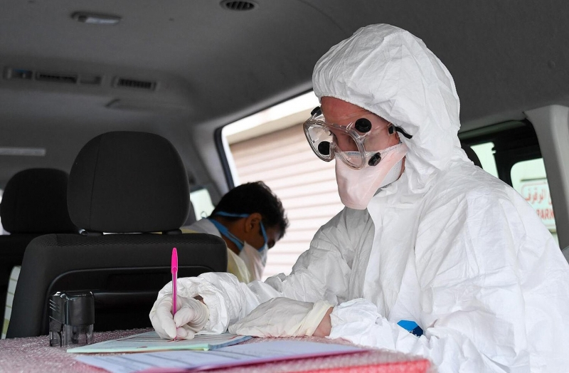 8 additional cases of corona virus recovered and removed from the isolation center