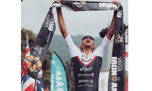 Shaikh Nasser expresses pride in Endurance 13's results at Kona