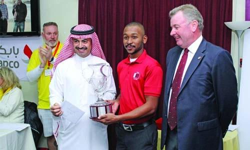 Al Kaabi clinches Bahrain Open Golf