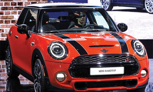 BMW plans to build electric Mini in China