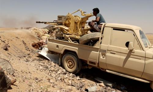 US envoy back in Gulf to push Yemen truce as battles spread