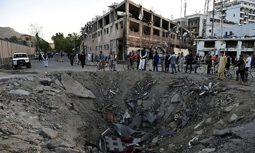 Toll in last week's Kabul truck bomb now over 150