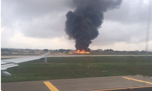 EU officials killed in plane crash