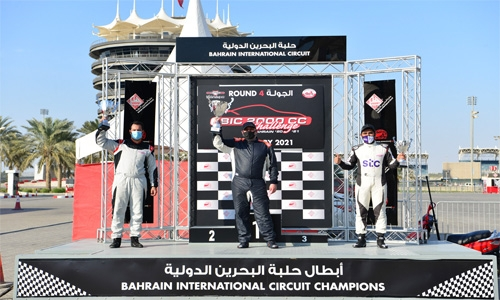 Raffii, Himmo triumph in BIC 2,000cc Challenge