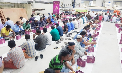 Over 81,000 to benefit from Malabar Gold this Ramadan