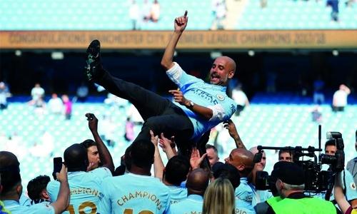 Manchester City resume record assault after goalless blip