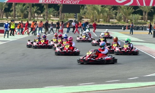 BAS bringing 'Girl Power' to the racetrack