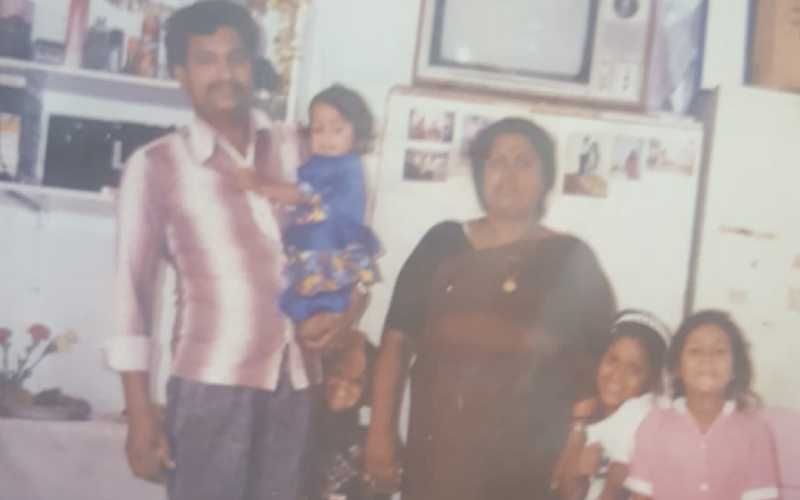 Glimpse of hope for 'stateless family'