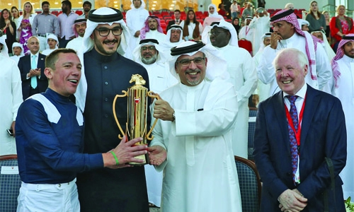 HRH CP crowns winners of HM King's Cup, IFHRA