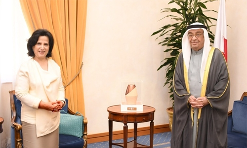 'Made in Bahrain' project presented to Dy PM