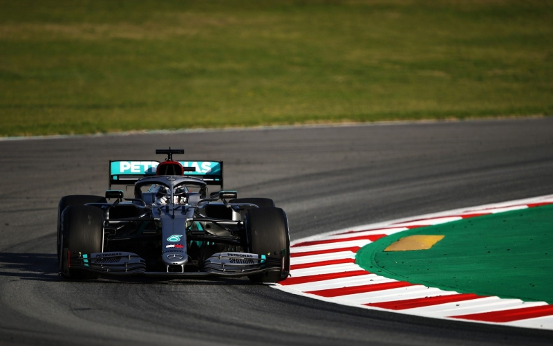 F1 drivers upbeat on Bahrain's challenges