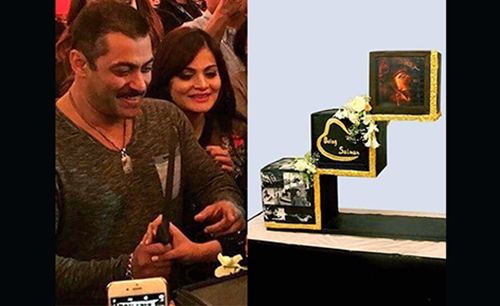 Secret behind Salman Khans gigantic floating birthday cake is out