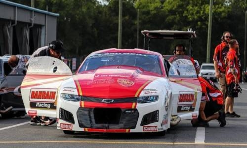 Bahrain 1 Racing clinches second place in Texas race