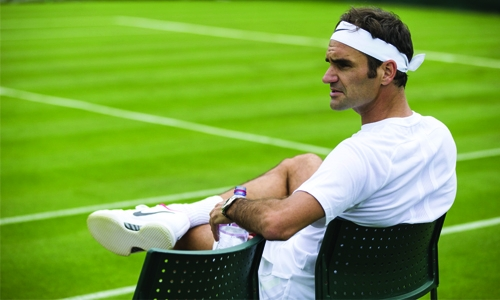 The legend of Federer