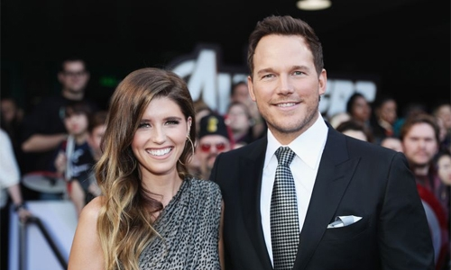 Chris Pratt marries girlfriend Katherine Schwarzenegger
