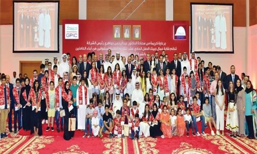 GPIC honours students