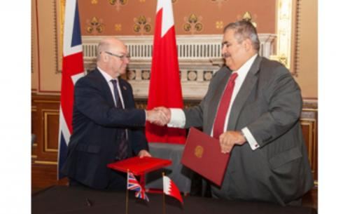 Bahrain-UK for stronger ties