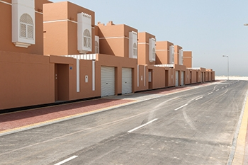 Bahrain's housing success praised