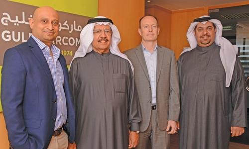 Gulf Marcom names GM, Creative Director