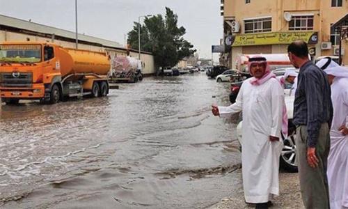 Torrential rain drowns Bahrain