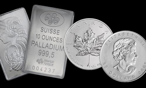 Palladium tops $1,500