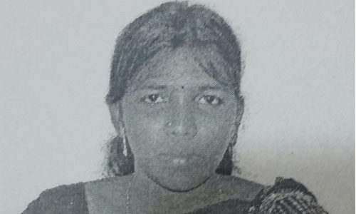 Woman missing in Bahrain