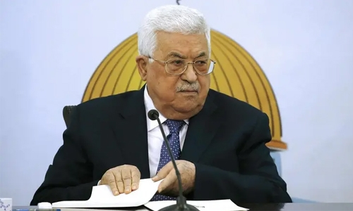 Abbas slams US dropping 'occupied' in report