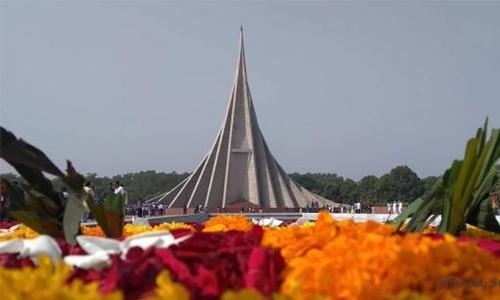 Patriotism fills the air as Bangladesh celebrates Independence Day