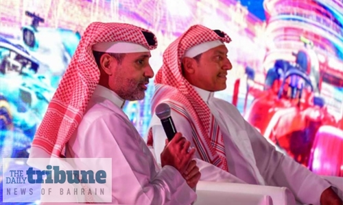 Spectacular four-day shows lined up for Bahrain F1 race