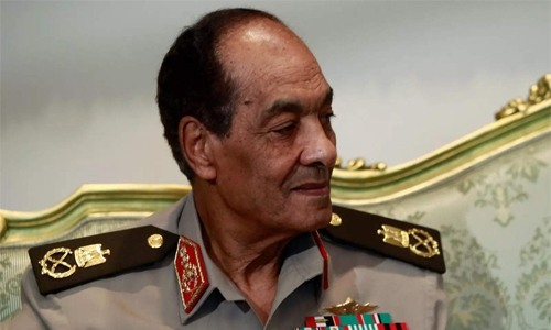 Military general who ruled Egypt after Mubarak ouster dies at 85