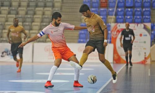 Isa Town defeat Maqaba Club
