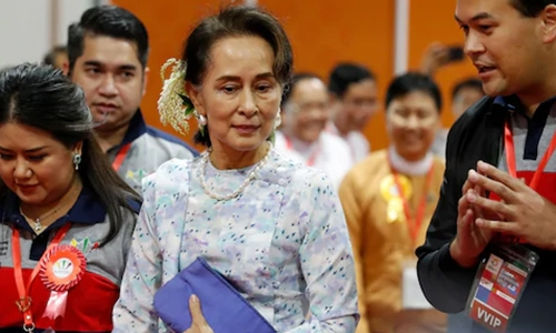Aung San Suu Kyi to defend Myanmar at top UN court