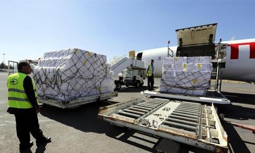 Yemen aid discussed