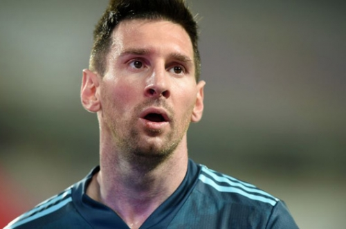 I'm tired of being blamed for everything: Messi hits out at critics